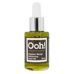 Oil of heaven hennep face oil