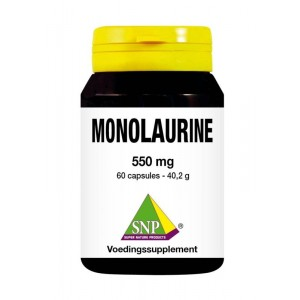 Monolaurine 550 mg SNP
