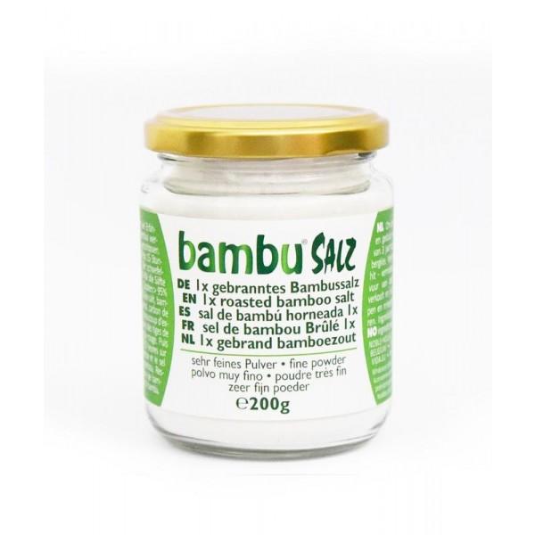 Aman Prana bambu salz zeer fij