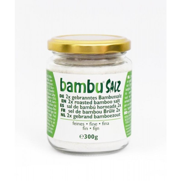 Aman Prana bambu salz fijn