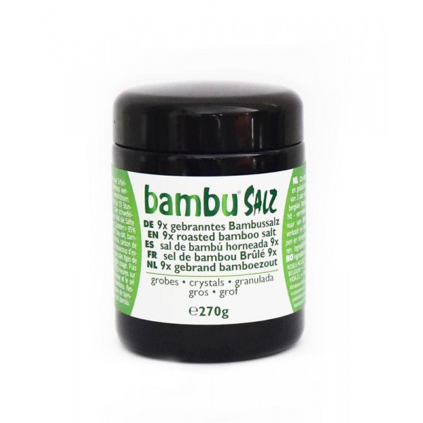 Aman Prana bambu salz grof