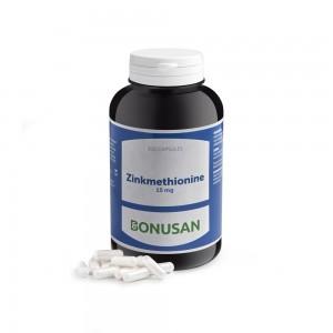 Bonusan Zinkmethionine 15mg 300tb