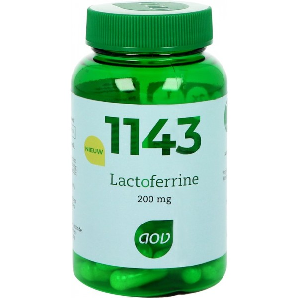 AOV 1143 lactoferrine 200mg