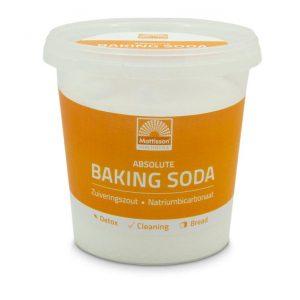 Baking soda zuiveringszout Mattisson 650g