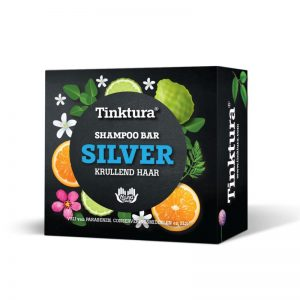 Tinktura Shampoobar zilver