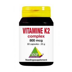 Vitamine K2 complex 800 mcg
