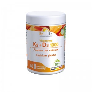Vitamine k2-d3 Be-Life