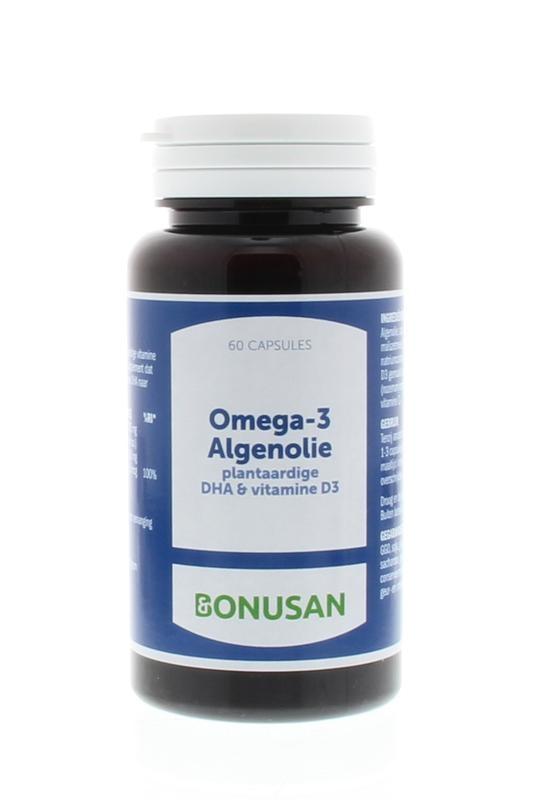Omega 3 algenolie 750