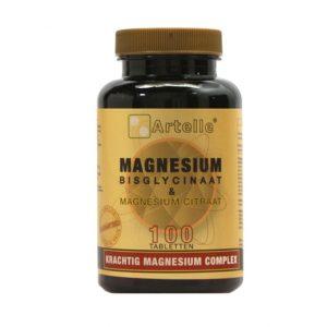 Magnesium bisglycinaat & citraat