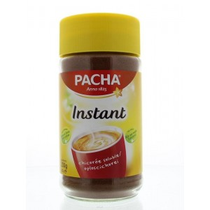 Instant koffie bruin