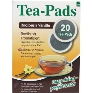 Rooibos vanille tea-pads