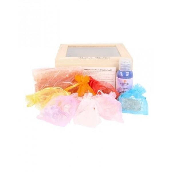 Aqua gems bad vitaliserend / chakra