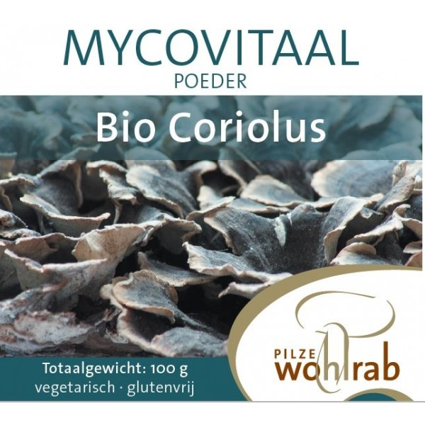 Coriolus poeder