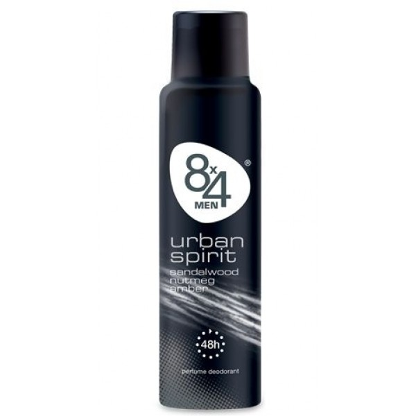 Deodorant spray men urban spirit