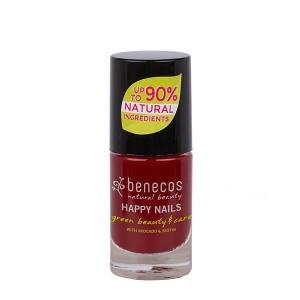Nagellak cherry red