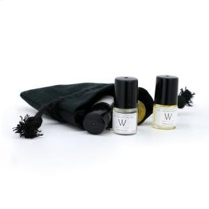 Natural parfum roller testset 7 x 2 ml