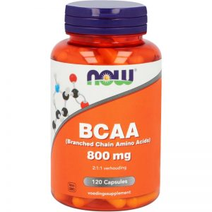 NOW BCAA 800mg