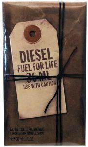 Fuel for life eau de toilette vapo men Diesel 30ml