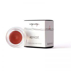 Lip & cheek 602 apricot bio Uoga Uoga 6ml