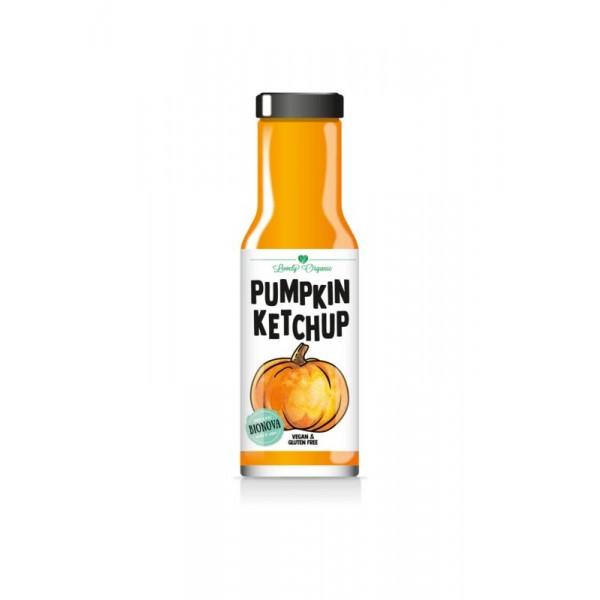 Ketchup pompoen Bionova 250ml