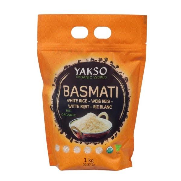 Basmati rijst wit Yakso 1000g