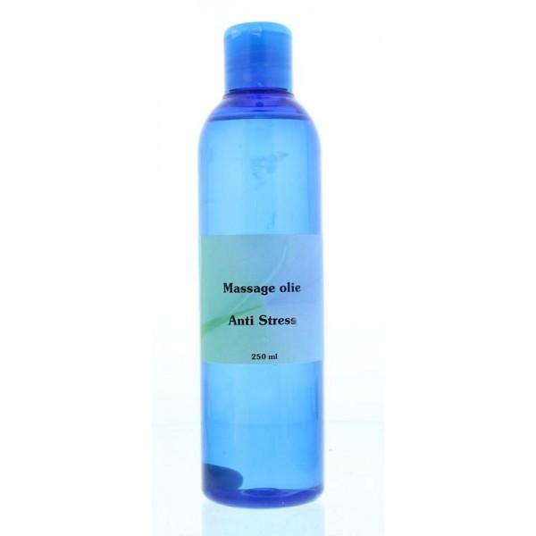 Massageolie & edelsteen anti stress Alive 250ml
