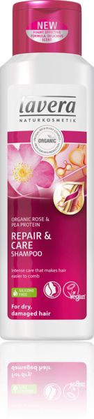 Shampoo repair & care Lavera 250ml