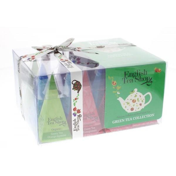 Green tea collection English Tea Shop 12st