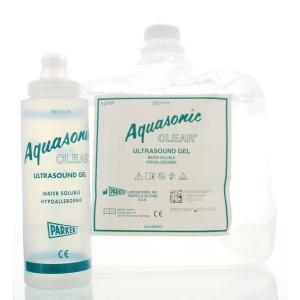Aquasonic clear ultrasound gel Parker 5ltr