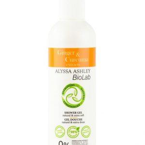 Biolab ginger/curcuma shower gel Alyssa Ashley 300ml