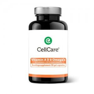 Vitamine A D & omega Cellcare 90ca