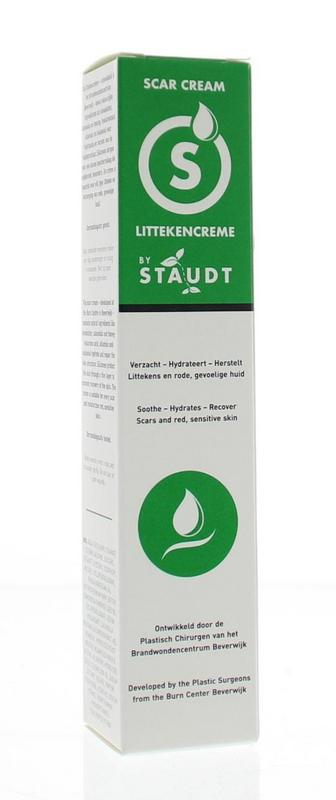 Littekencreme Staudt 40ml
