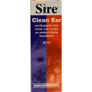 Clean ear Sire 60ml