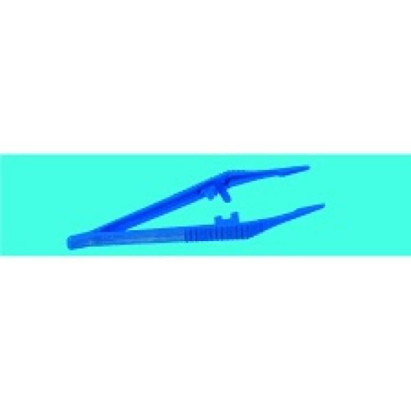 Pincet blauw steriel Lohmann & Rauscher 80st