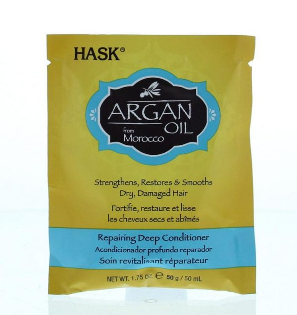 Argan oil repair deep conditioner Hask 50ml