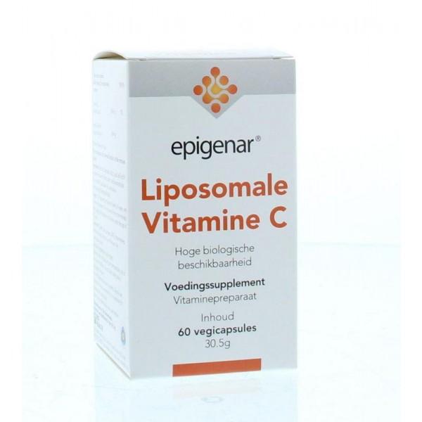 Vitamine C liposomaal Epigenar 60ca