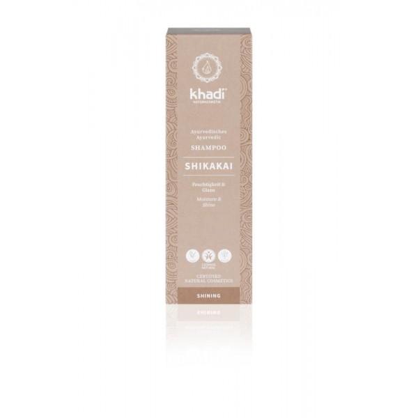 Shampoo shikakai hydrating Khadi 210ml