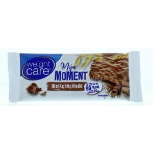 Mijn moment melk chocolade Weight Care 20g