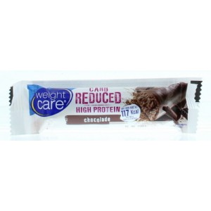 Carb Reduced high protein chocolade Weight Care 31g