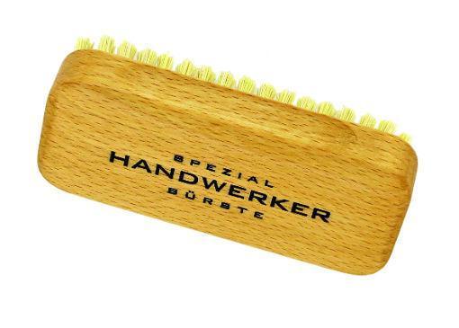 Nagelborstel handwerker beukenhout sisal haren Forsters 1st