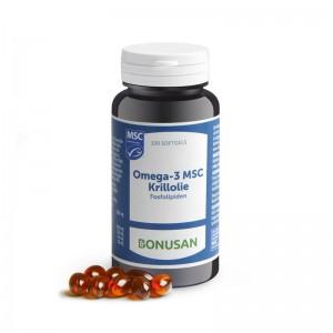 omega 3 msc krillolie bonusan
