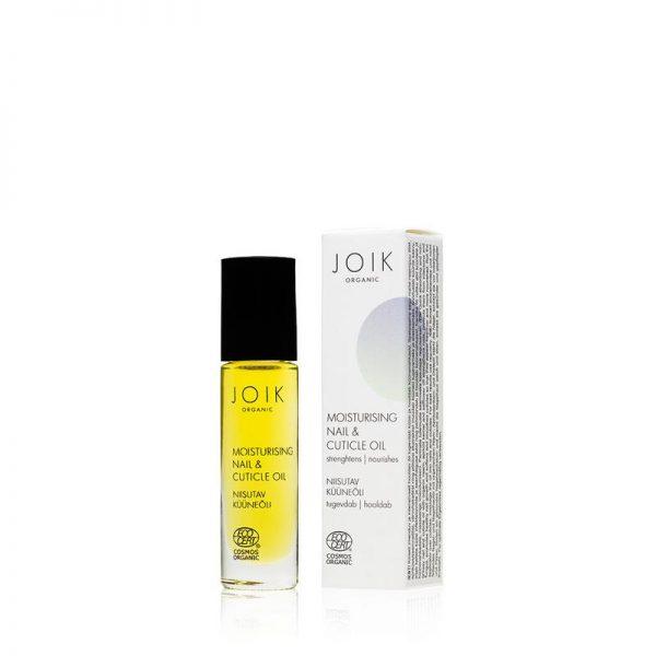 Moisturizing nail & cuticle oil vegan Joik 10ml