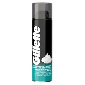 Basic schuim gevoelige huid Gillette 200ml
