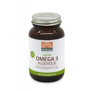 Omega-3 Algenolie Vegan Mattisson