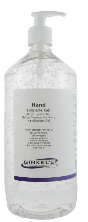 Hand hygiene gel Ginkel's 1000ml