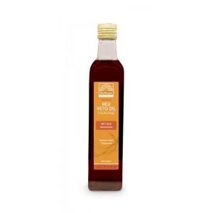 Absolute Red keto oil - MCT oil & astaxanthine Mattisson 500ml