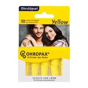 Ohropax Yellow Ohropax 10st