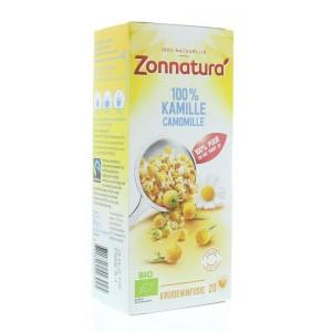 Kamille thee 100% Zonnatura 20st