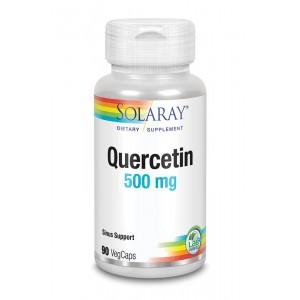 Quercetine 500 mg Solaray 90vc
