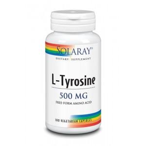 L-Tyrosine 500 mg Solaray 100vc